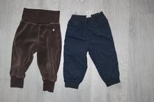 Kvalitne hrubsie nohavice a teplaky, lindex,74