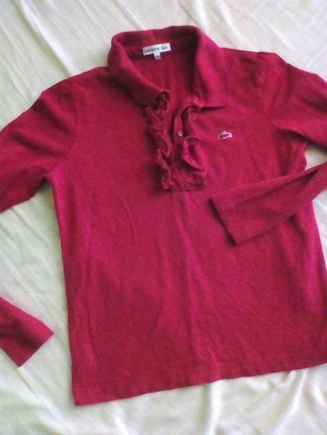 f33fa92a24 Lacoste tričko s