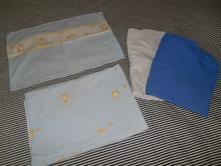 Detské obliečky 40x60cm, 95x135cm, 95,130