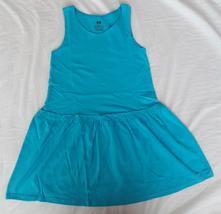 Dievčenské šaty z organickej bavlny, h&m,110 / 116 / 122 / 128