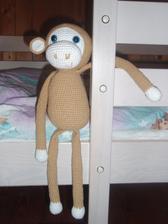 Opičiak Alex