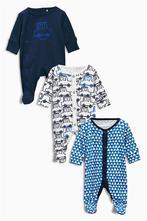 3 balenie pyžamiek next, next,56