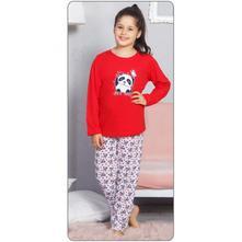Pyžamo vienetta secret panda a vtáčik, vienetta kids,134 - 164