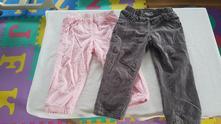 Zateplené nohavice, lupilu,92