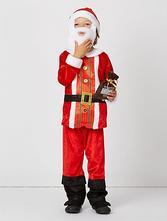Kostým santa claus - vianoce, 86 - 140