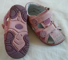 Sandálky protetika veľ. 20, protetika,20