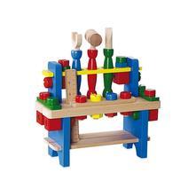 Drevená detská dielňa baby mix,