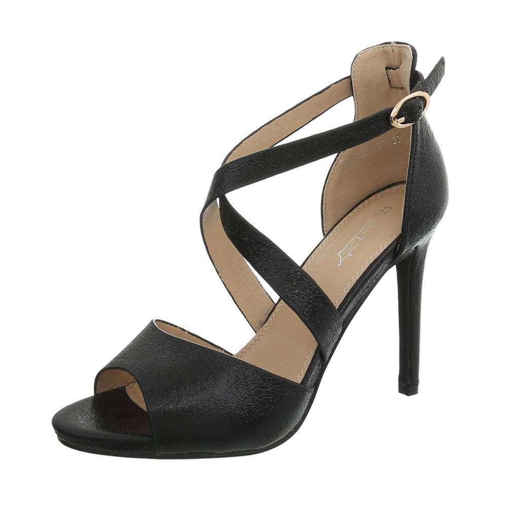 e62bfea1aeeb Elegantné sandále queen