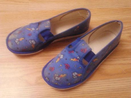 44ddd5eaba Detské papuče -