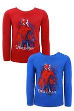 Tričko spiderman modré a červené, marvel,92 / 98 / 104 / 110 / 116