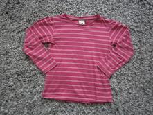 Mäkučké páskované tričko, palomino,104