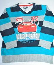 Sveter, pulovar cars, mcqueen, c&a,110