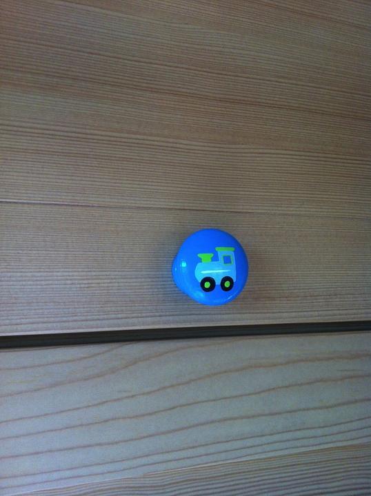 Nábytkové úchytky z našej dielničky :)