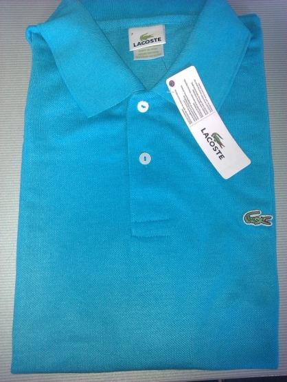 Pánske tričko lacoste c6af43195b8