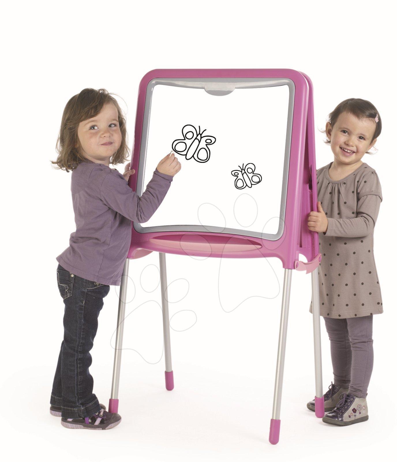 Detská magnetická tabuľa smoby obojstranná ba00ae1d12c