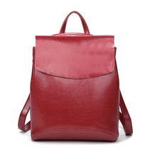 9553c7eb16 Dámsky ruksak model č.17 červený