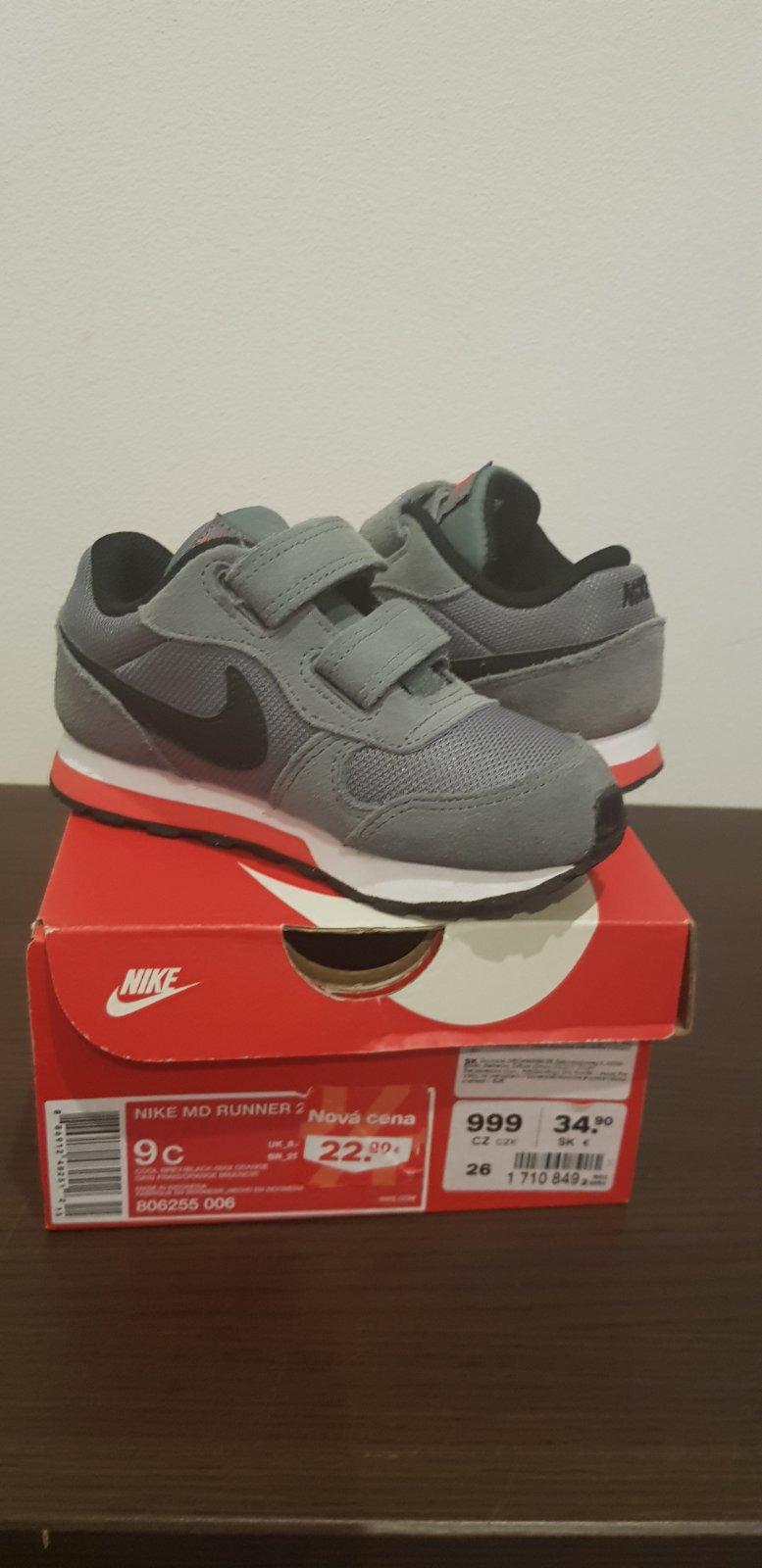 Nike tenisky 6acedfd97d4