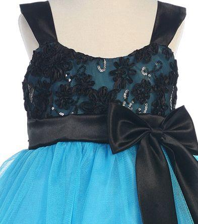 8d0a624f88e3 Dievčenské spoločenské šaty claudia