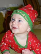 malý vianočný škriatok :-)