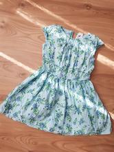 Letné šaty, palomino,128