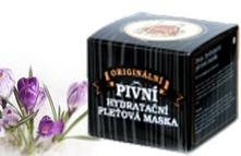 Novinka na slovensku hydratačná pleťová maska 100g,