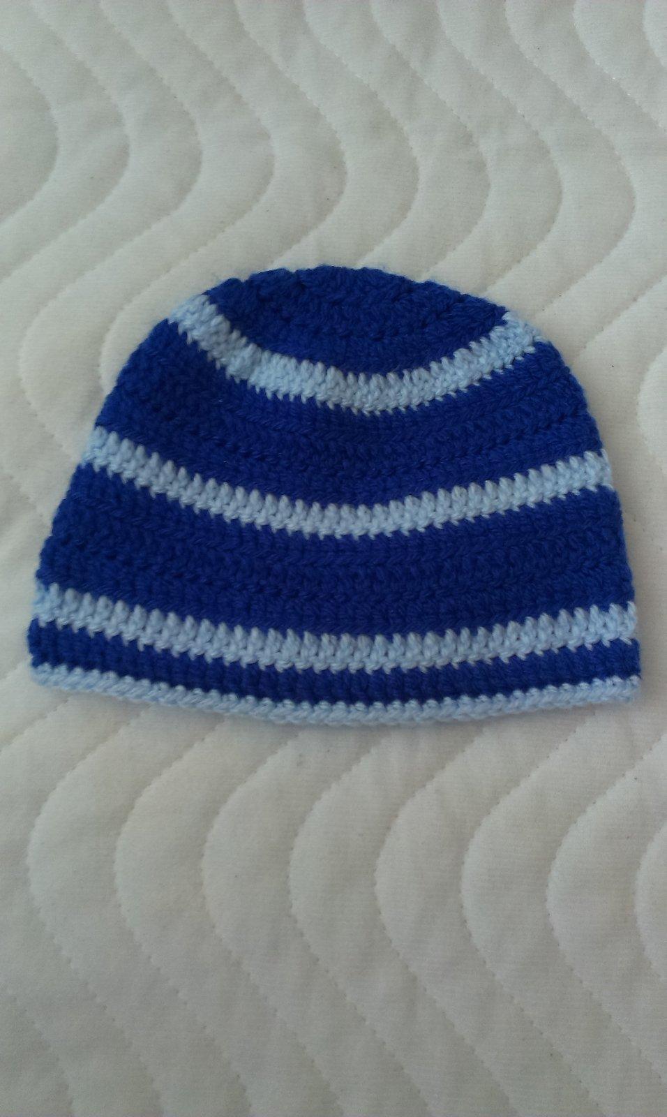 71e24d3d6 Nové háčkované čiapky pre novorodenca, 56 - 6 € od predávajúcej ivus5 |  Detský bazár | ModryKonik.sk
