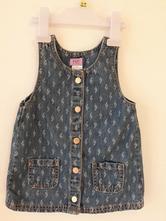 Riflové šaty, cherokee,80