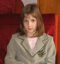 9 rokov- malá slečna