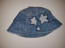 Jeansový klobúčik, next,98