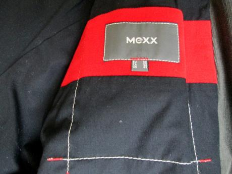 c2fa0aa34106 Štýlové pánské sako zn. mexx veľ. 52