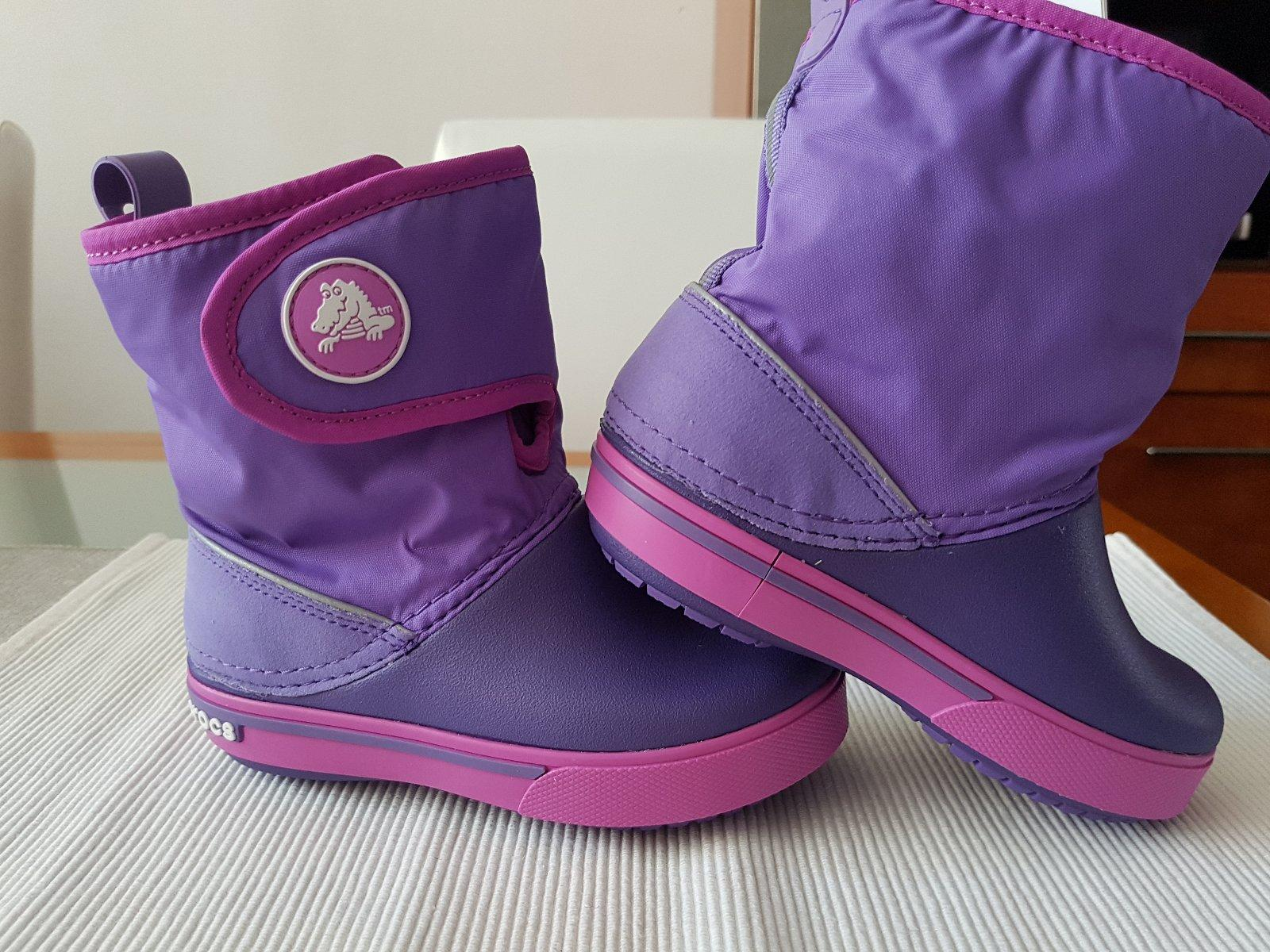 Crocs zimna obuv ab6535eb48d