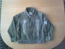 Menžestrová khaki bundička, palomino,116