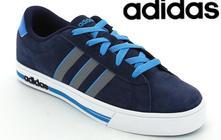 Skvelé kožene boty daily, adidas,40
