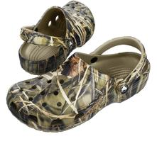 Šľapky crocs classic maskáčová farba, crocs,37 - 51