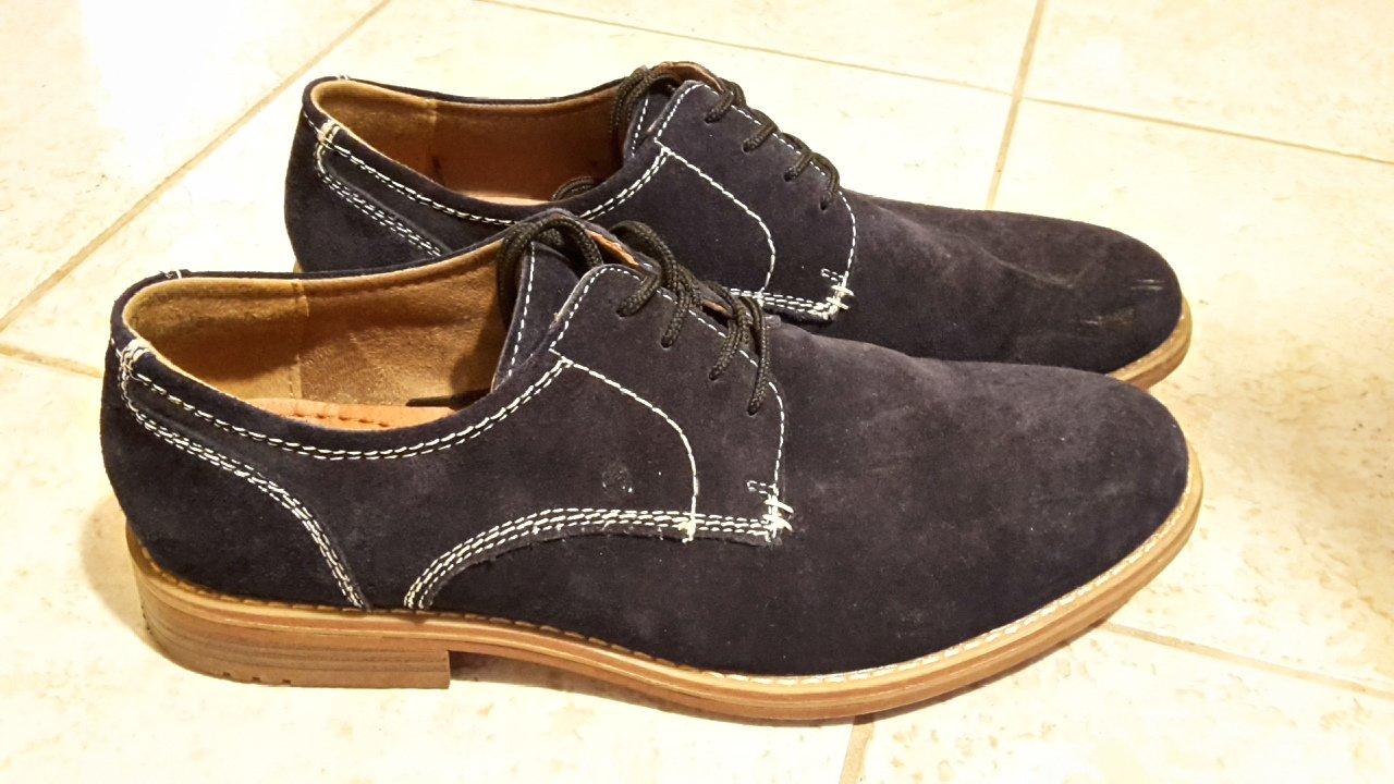 dcb240a92586 Spoločenské topánky č. 41