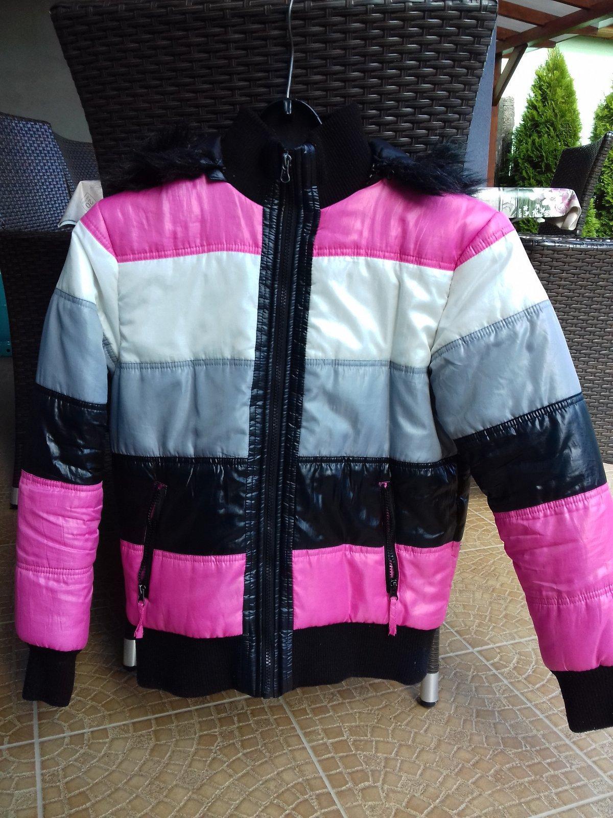 f1ba997474 Zimný kabát - krásne farby