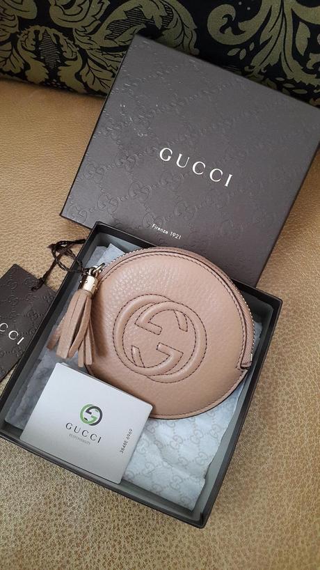28d21ae82 Gucci originál peňaženka, - 130 € od predávajúcej miskadia | Detský bazár |  ModryKonik.sk