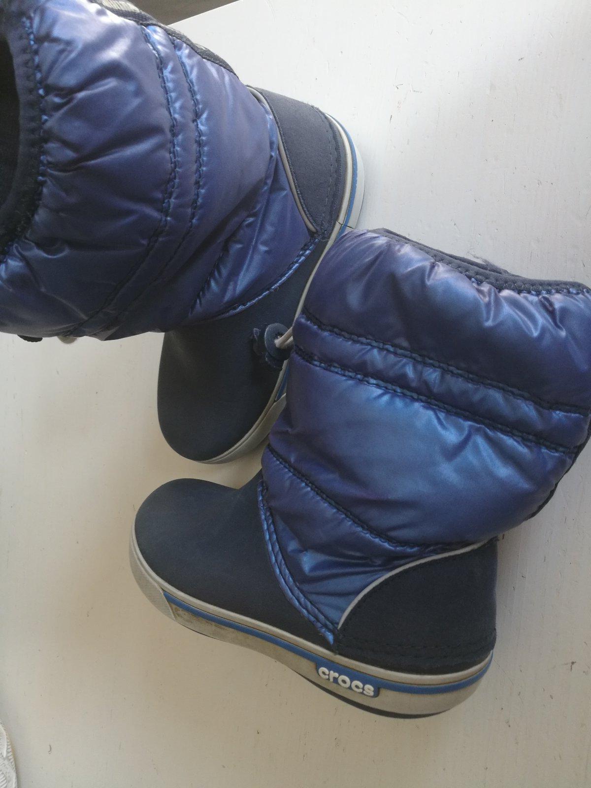 Crocs cizmy c-11 top čižmy na zimu d08bae29da