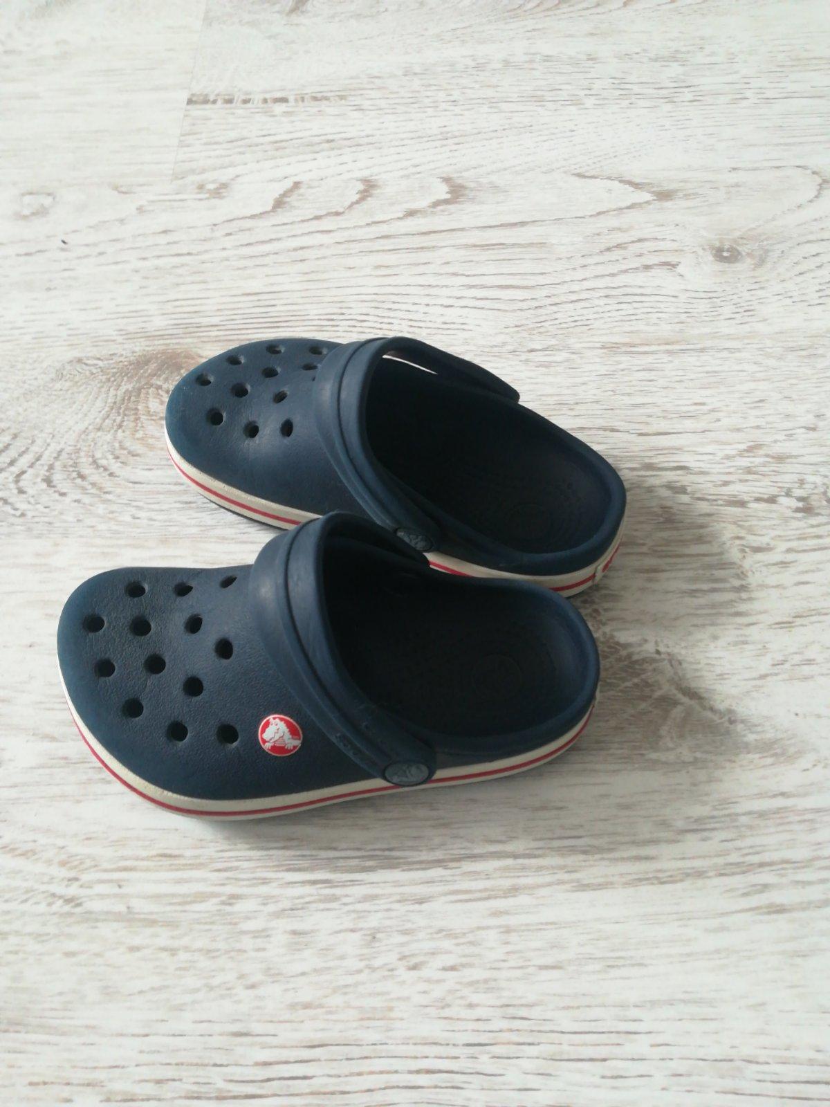 buy online efe55 3a0de Crocs slapky, crocs,22 - 7 € od predávajúcej pilnicek20 | Detský bazár |  ModryKonik.sk