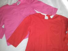 Červene tričko  , f&f,74