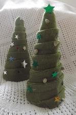 moje uz 2 recy vianocne stromceky.
