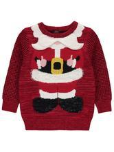 George vianočný/ mikúlášsky sveter, 86 - 116