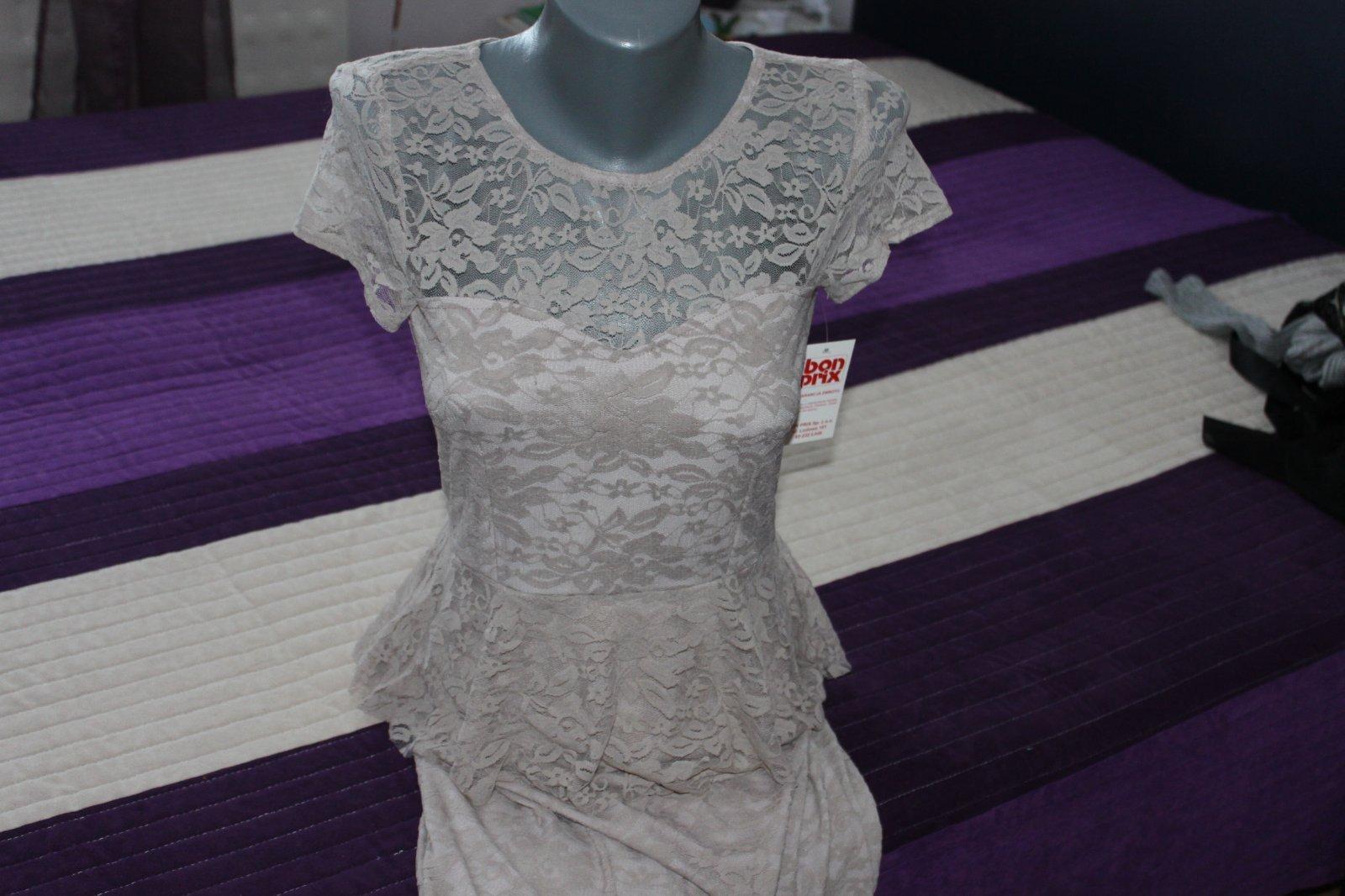 3923bafda Čipkované šaty, bonprix,34 - 17 € od predávajúcej marionet121   Detský  bazár   ModryKonik.sk