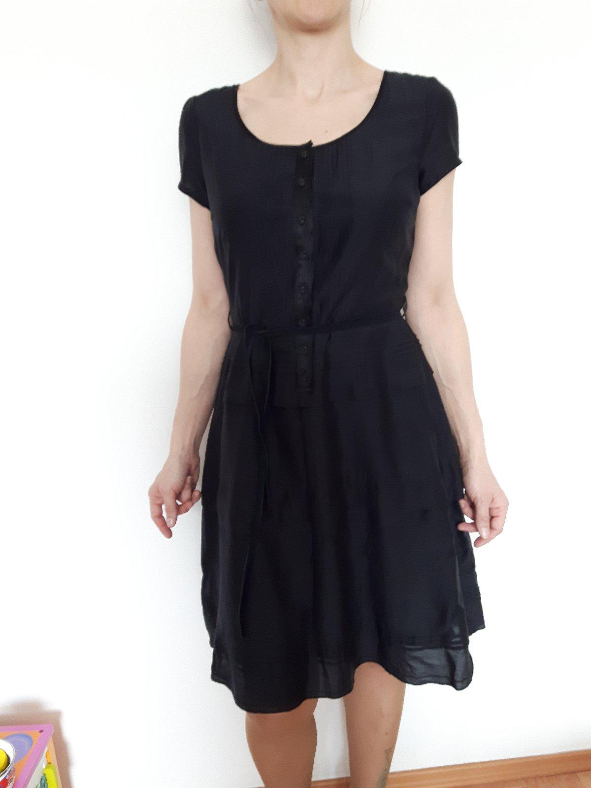Hodvabne šaty 33aa70d3656