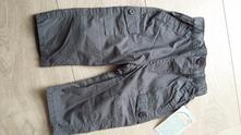Nenosene nohavice, baby,68