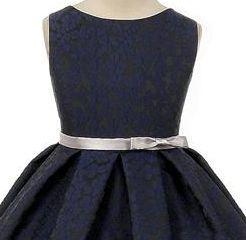 Dievčenské spoločenské šaty roma 39af93c1588