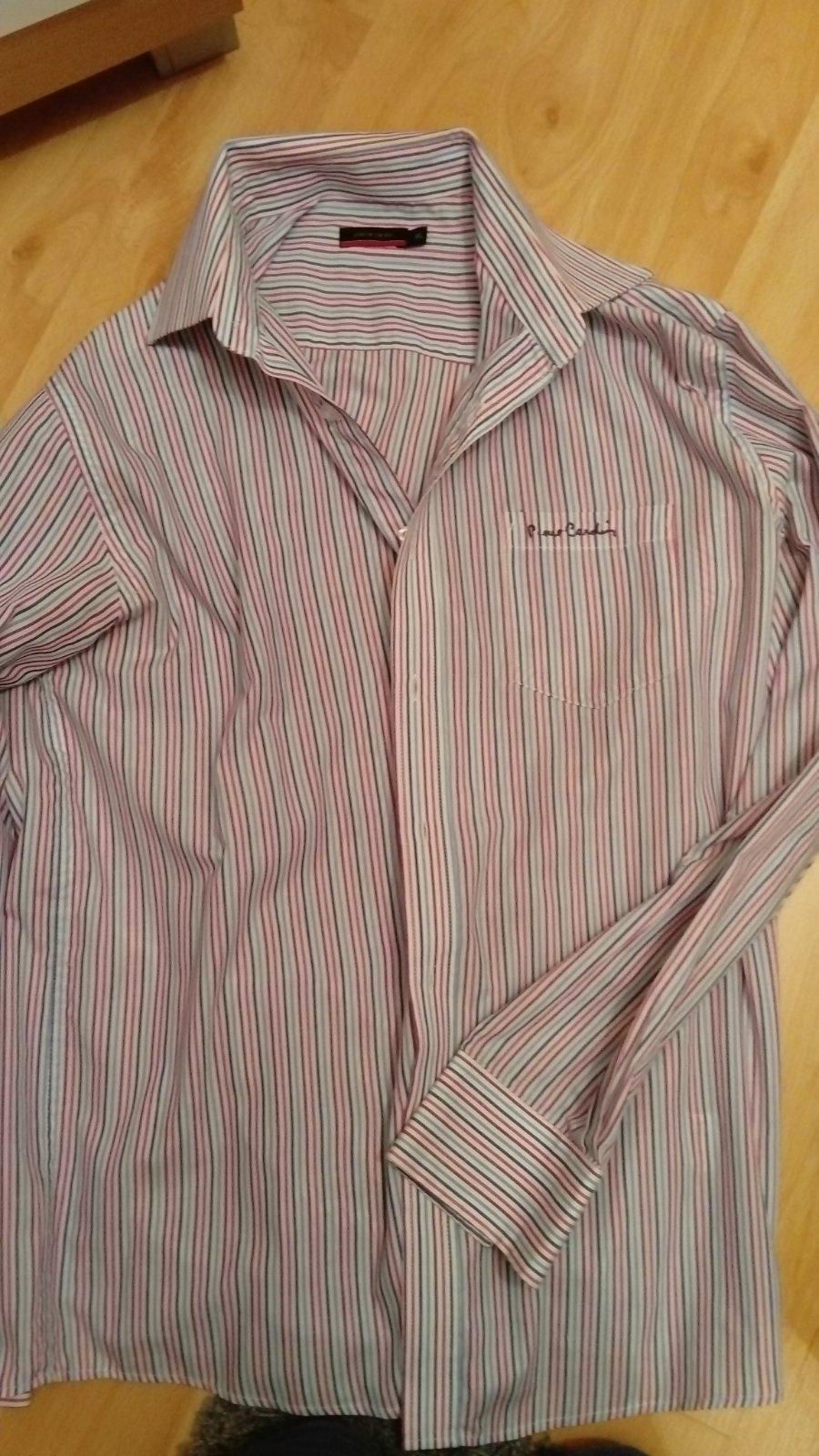 85a1ff12c091 Pier cardin košeľa