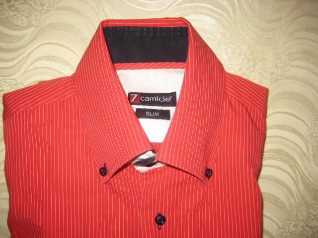 e5cfc5ff7ad2 Pánska košeľa 7 camicie slim