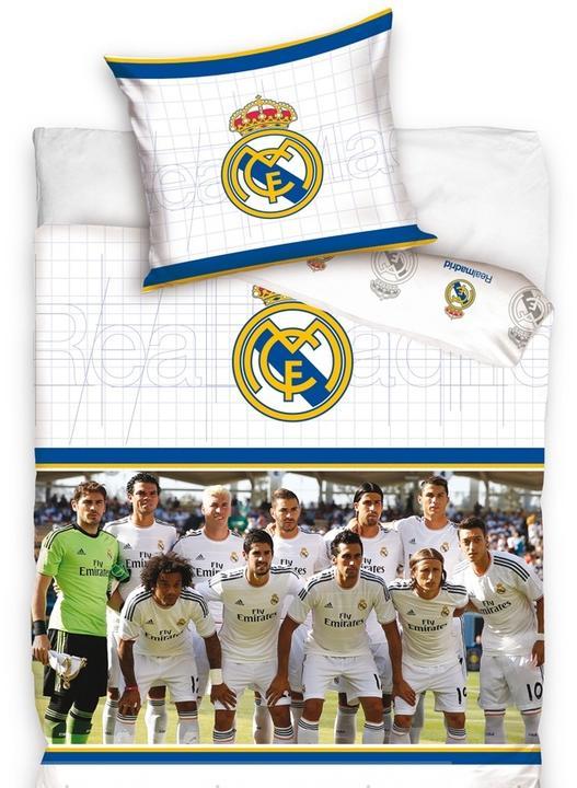 82b19b2749392 Skladom! Posteľné obliečky Real Madrid Team s Cristianom Ronaldom - Album  používateľky detskysvetbobacik - Foto 2