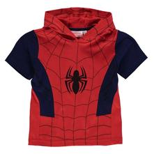 Spiderman/star wars tričko s kapuckou, disney,98 - 140